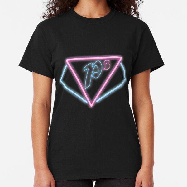 P3 Neon Sign Classic T-Shirt