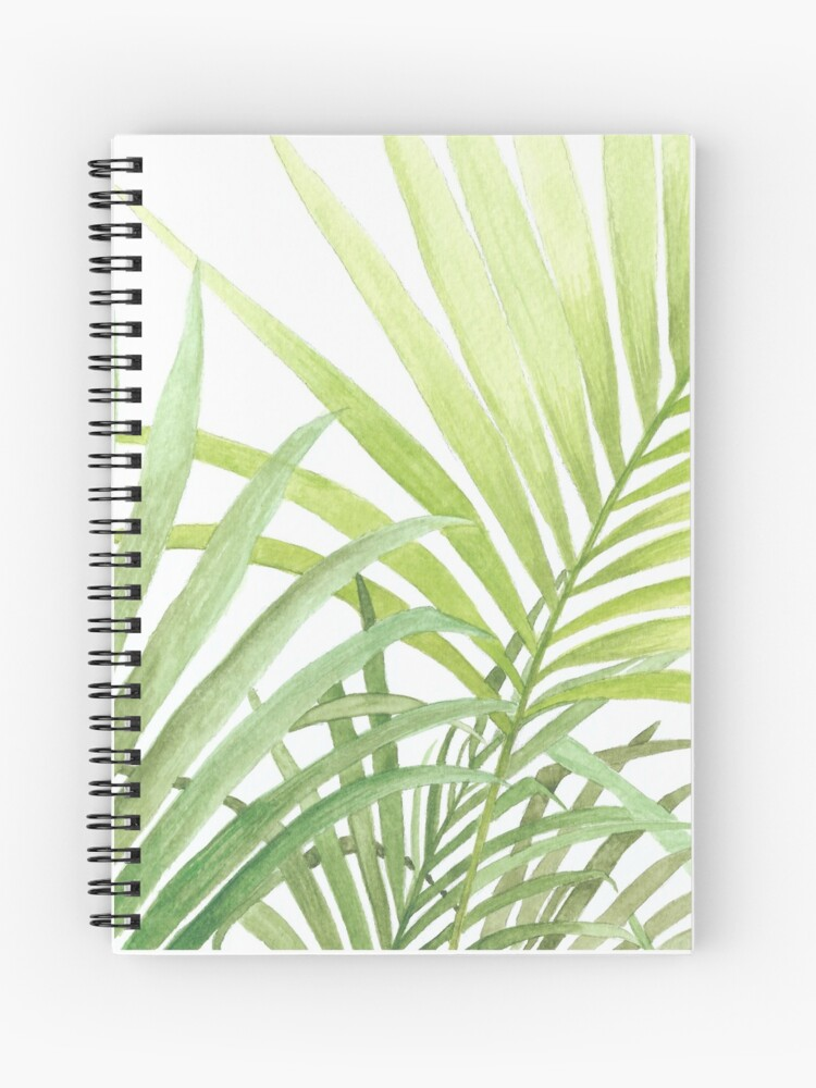 Goa Tropical Leaves Series Palm Leaves Spiral Notebook By Natashammenon Redbubble You'll get tropical stationery from leading vendors and manufacturers on alibaba.com. goa tropical leaves series palm leaves spiral notebook by natashammenon redbubble