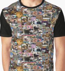 FUNNY DOG PICS Graphic T-Shirt