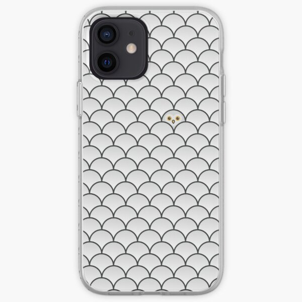 The Last… Snowy Owl iPhone Soft Case