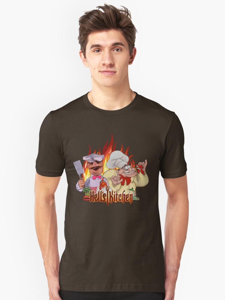 Hell's Kitchen Unisex T-Shirt Front