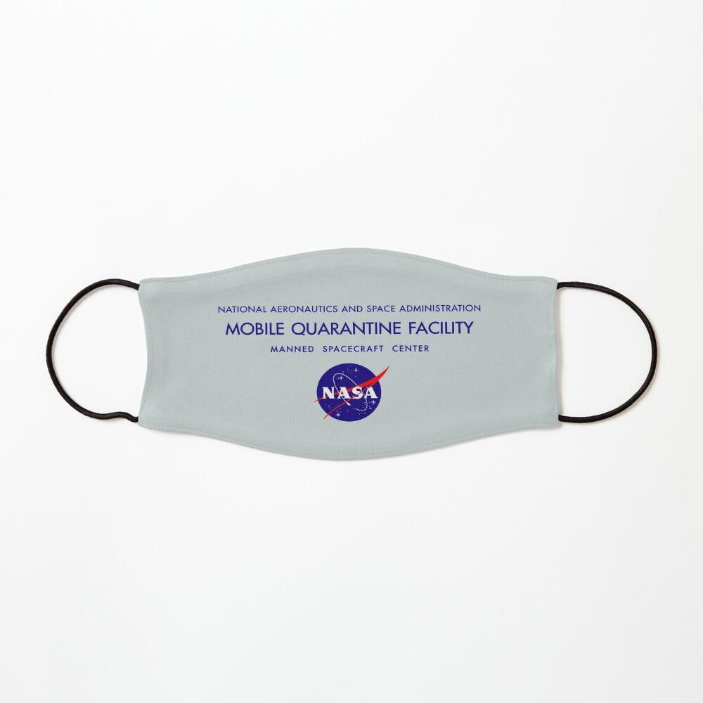 NASA Mobile Quarantine Facility Mask Mask