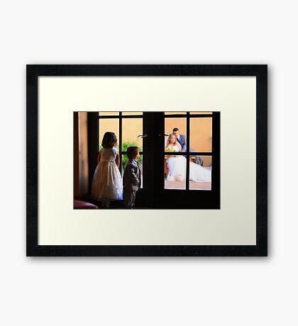 Some Day Framed Print
