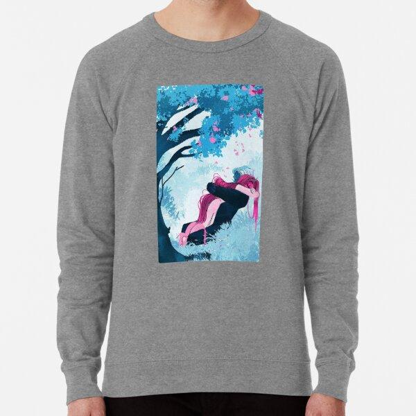 Lore olympus Persephone and Hades  Lightweight Sweatshirt