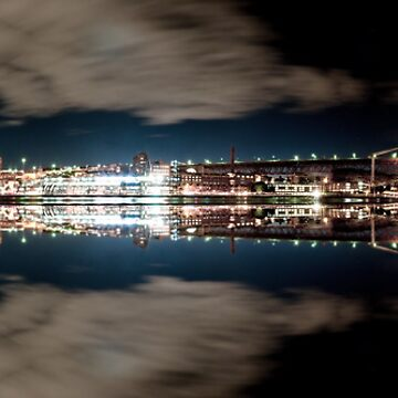 Sydney reflective by Davesconnect