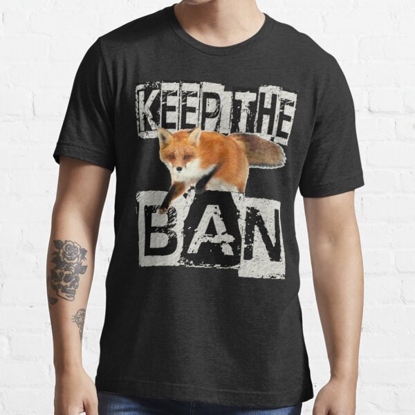 KEEP THE BAN Essential T-Shirt