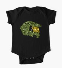 Halo text Art Kids Clothes