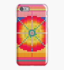 Colorful Pixel Art Pattern iPhone 4 Case / Samsung Galaxy Cases  iPhone Case/Skin