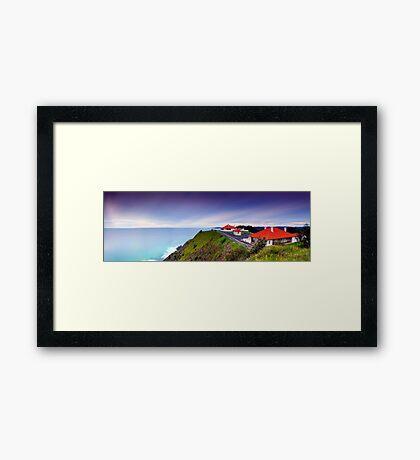 The Keepers Inn Framed Print