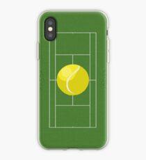 Tennis Love iPhone Case