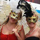 Masquerade by John Lines