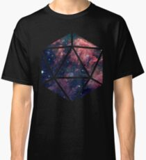 D20 Fairy Dust Classic T-Shirt