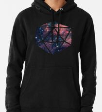 D20 Fairy Dust Pullover Hoodie