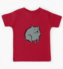 fat dog Kids Clothes