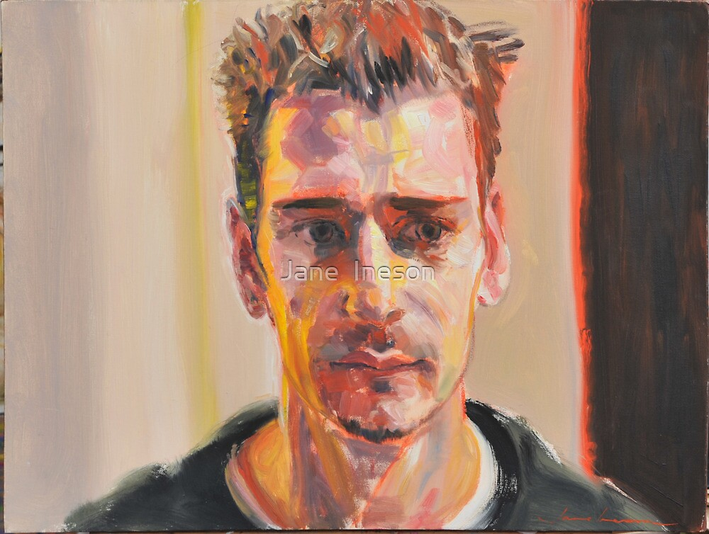 Chris by Jane  Ineson