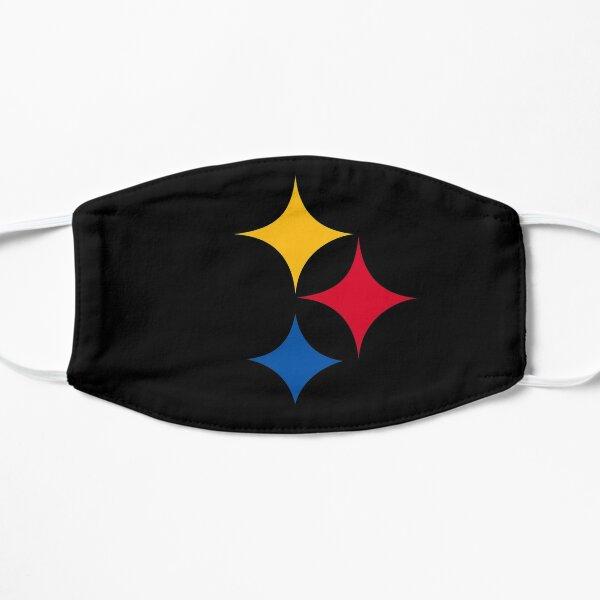 Steelers 3 stars  Mask
