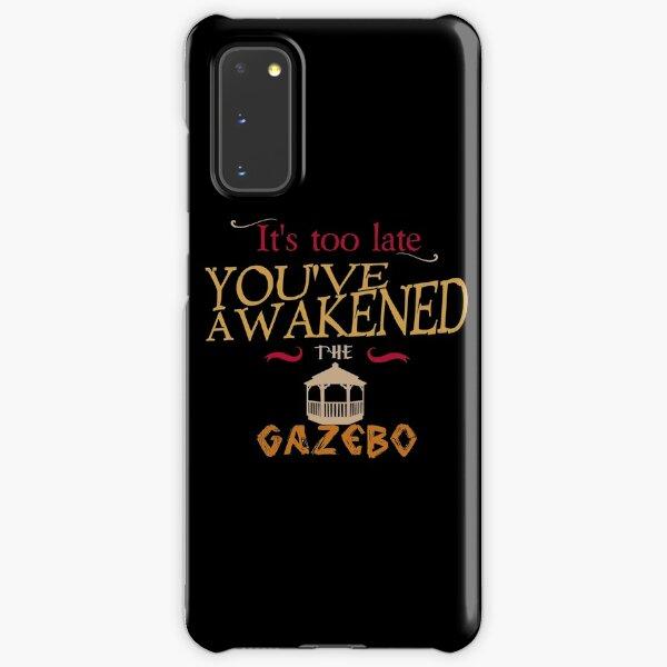 The Gazebo is awake! Samsung Galaxy Snap Case