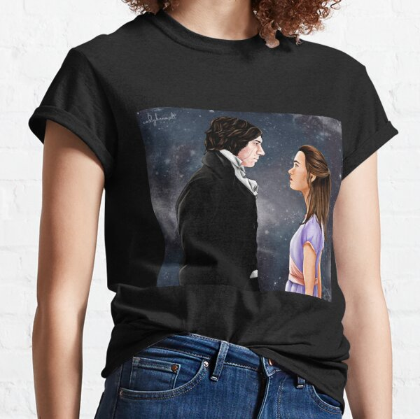Space Pride and Prejudice [updated] Classic T-Shirt