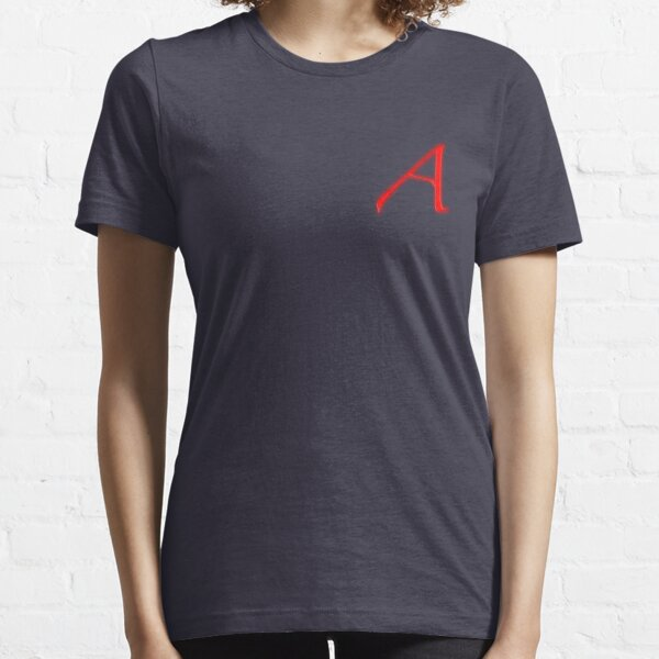 Scarlet letter - A for Atheism Essential T-Shirt