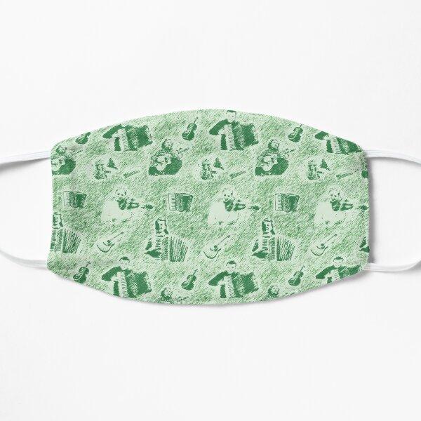 Sangs 'O' Shetland - Green Mask