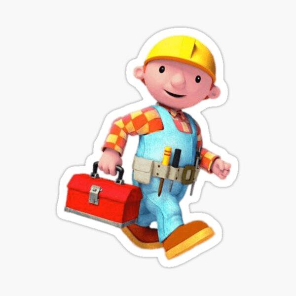 Bob The Builder Sticker