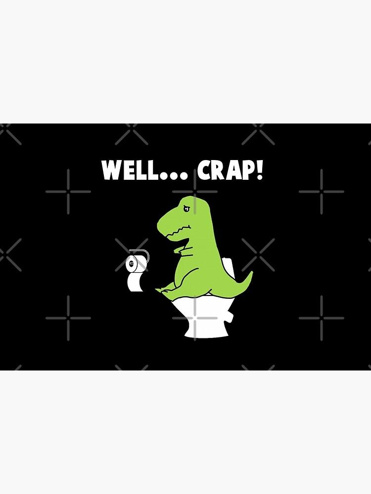 Well... Crap! T-Rex struggle by Luna7