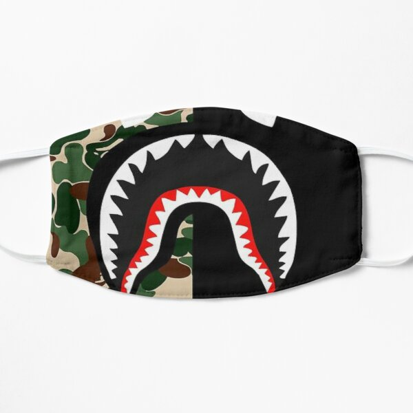 Bape Maske Flache Maske