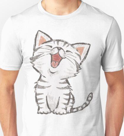 American Shorthair happy T-Shirt