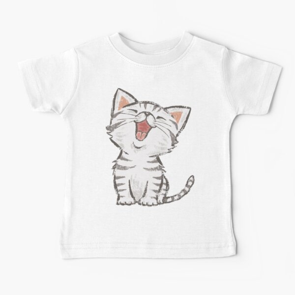 American Shorthair happy Baby T-Shirt