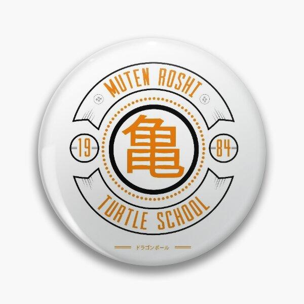 Turtle School Pin