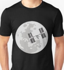ISS and the Moon T-Shirt