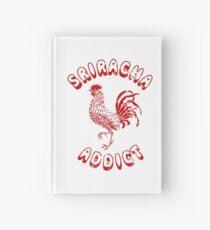 Sriracha Addict Vintage Hardcover Journal