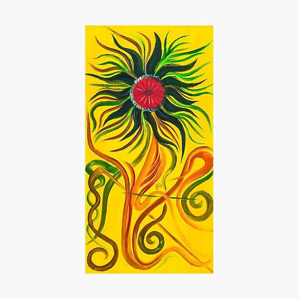 Yellow Yous Photographic Print