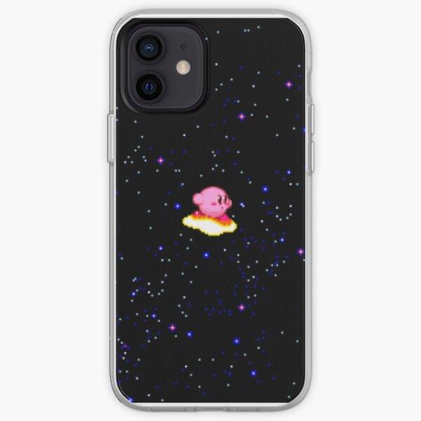 Kirby Warpstar iPhone Soft Case