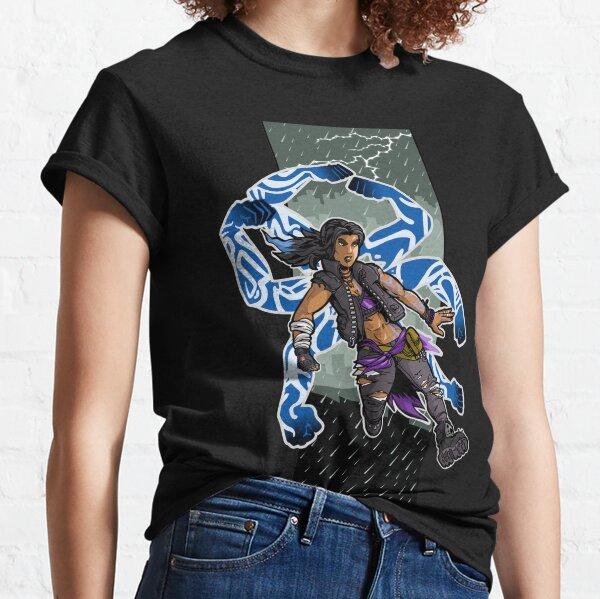 Amara The Siren Borderlands 3 The Tiger of Partali Classic T-Shirt