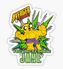 The Incredible Jake Sticker