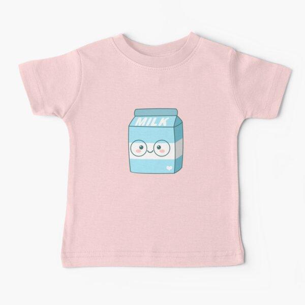 Kawaii Milk Baby T-Shirt