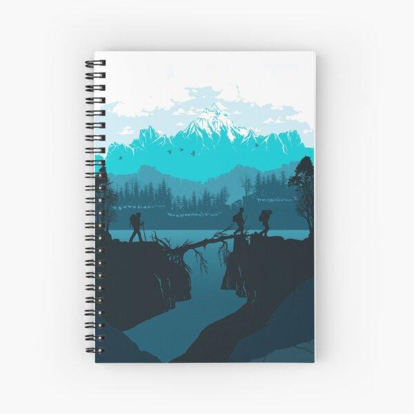 Explore II Spiral Notebook