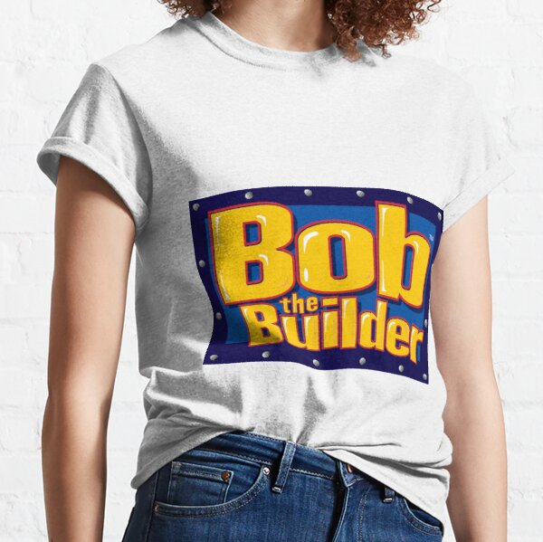 Bob The Builder Classic T-Shirt