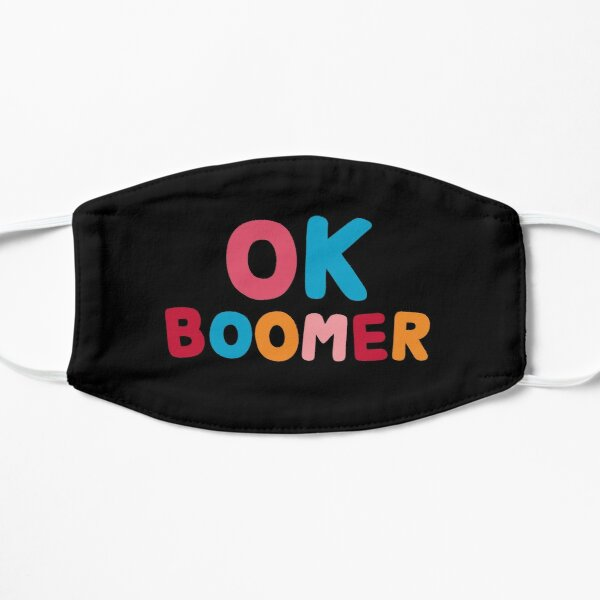 Ok boomer Mask