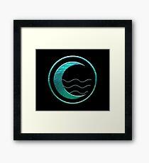 Water Nation Framed Print