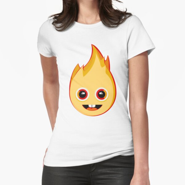 I'm Hot! Fitted T-Shirt