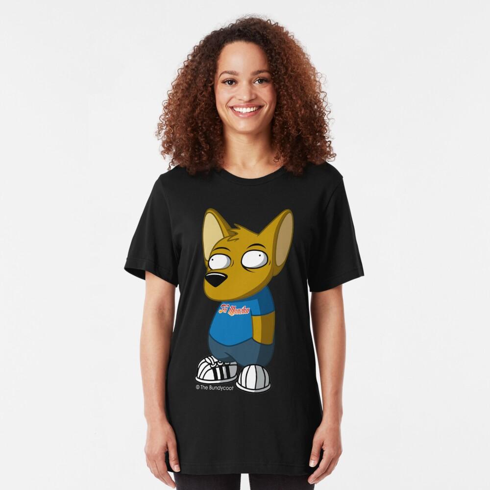 The Bundycoot's ID 2012 Slim Fit T-Shirt