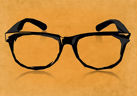 Geek Glasses by Andy Scullion