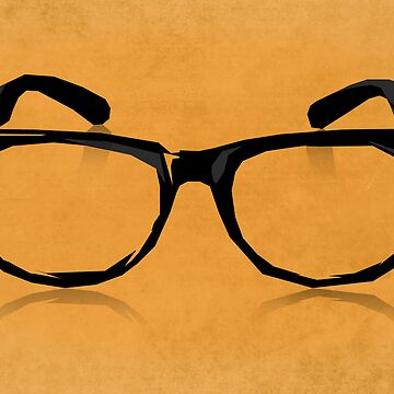 Geek Glasses by AndyScullion