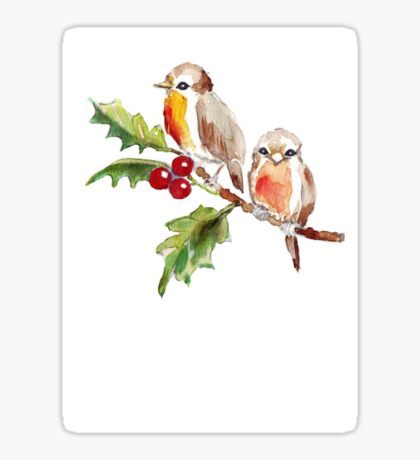Two Little Birds 3 Sticker