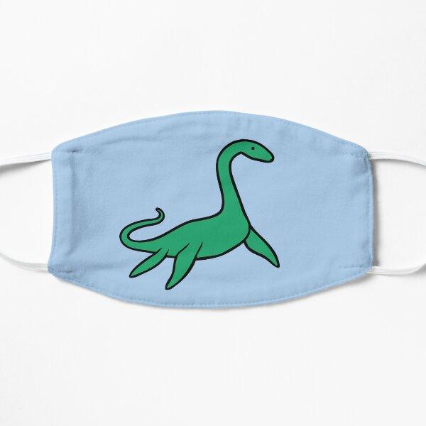 Cute Plesiosaur Flat Mask