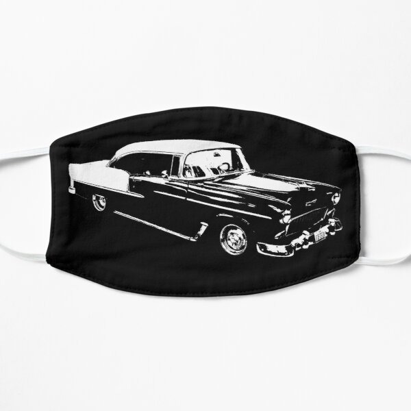 1955 Chevy Belair white Mask