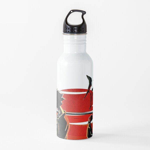 Anime Samurai Champloo Water Bottle