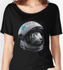 Astro Tiger Women's Relaxed Fit T-Shirt